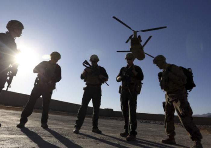 نیروهای بینالمللی در افغانستان شکست وحشتناک خوردهاند