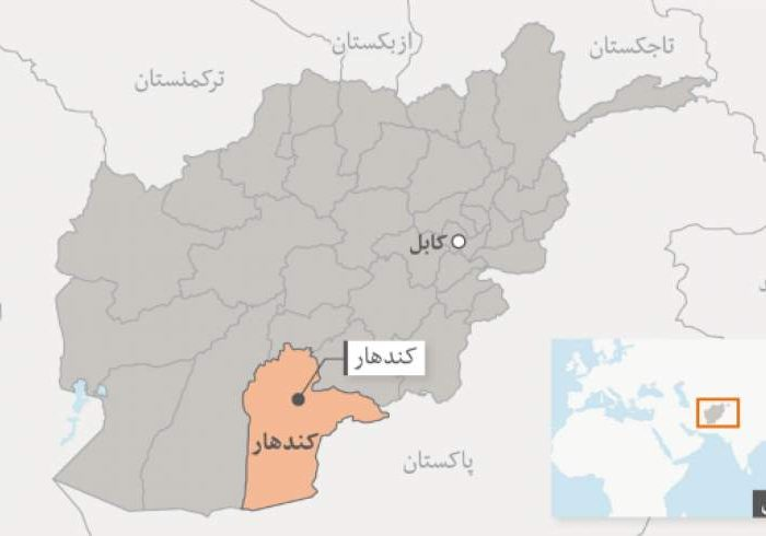 ۱۰ غیرنظامی در دو انفجار در قندهار کشته شدند