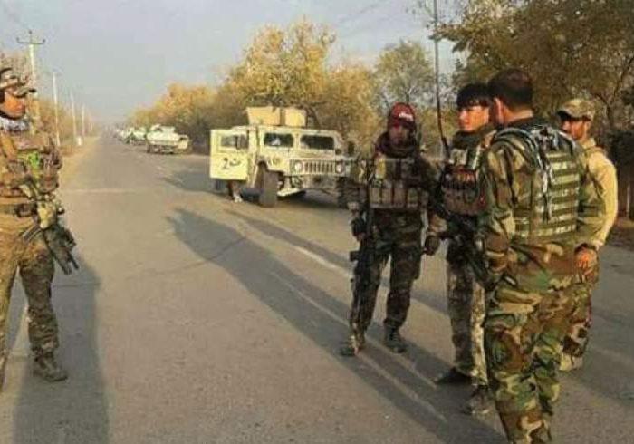 درگیری نیروهای امنیتی و طالبان مسلح در شاهراه قندوز- تخار؛ ۱۵ طالب مسلح کشته و زخمی شدند