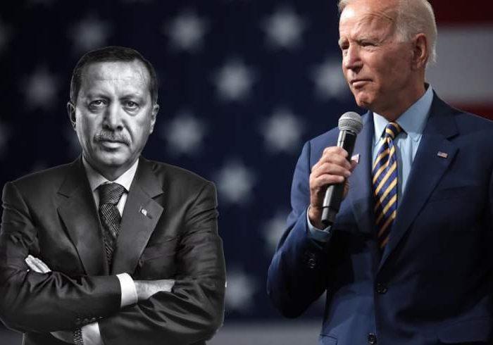 """سرنگونی """"اردوغان""""، برنامه دولت """"جو بایدن"""""""