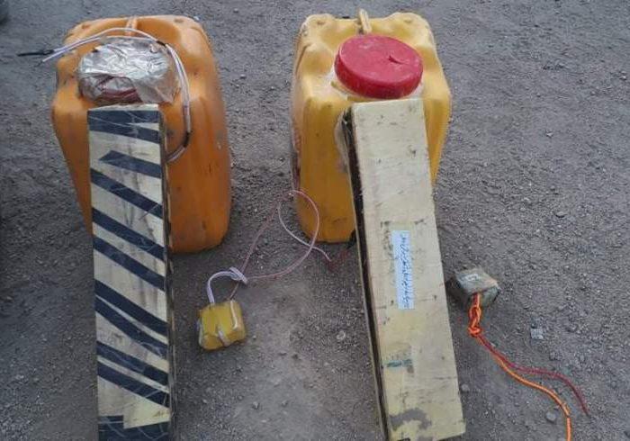 وزارت داخله: از انفجار ۱۲ حلقه ماین در ۴ ولایت کشور جلوگیری شد