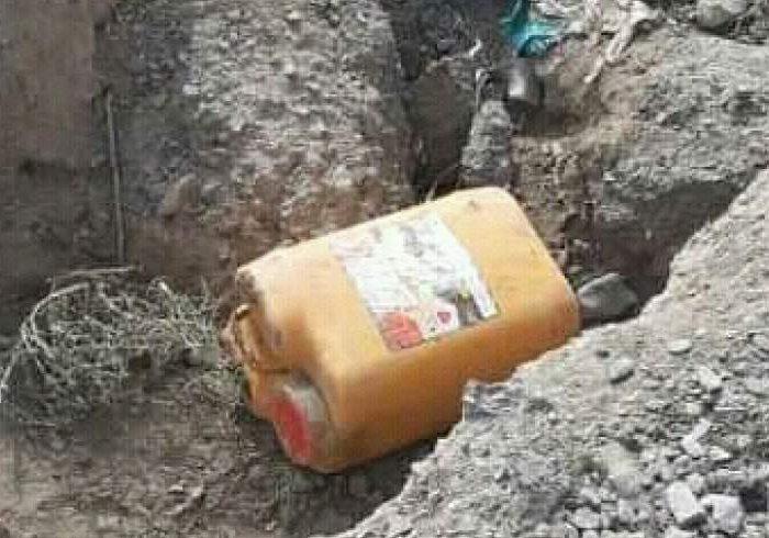از وقوع دو رویداد تروریستی در کابل جلوگیری شد