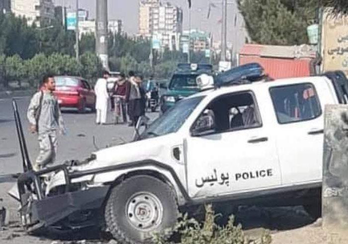 انفجارهای پی هم در شهر کابل