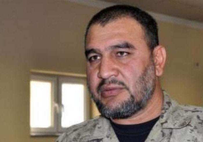 """زمری پیکان """"فرمانده پیشین پولیس امن و نظم عامه"""" بازداشت شد"""
