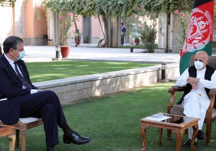 ناتو بار دیگر تاکید کرد که از برنامه صلح دولت افغانستان حمایت میکند