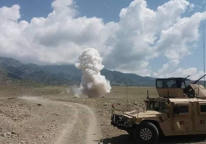 وزارت دفاع: از انفجار ۴۵ حلقه ماین جاسازی شده توسط طالبان در قندهار جلوگیری شد