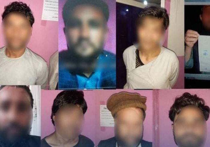 گروه تروریستی که قصد حمله بر عزاداران حسینی در کابل را داشت بازداشت شد