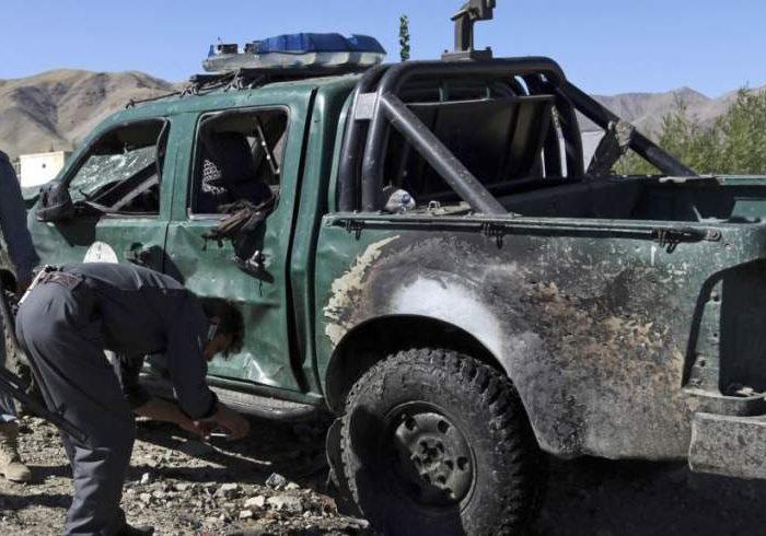 حمله طالبان بر یک پاسگاه پولیس در ولایت قندهار