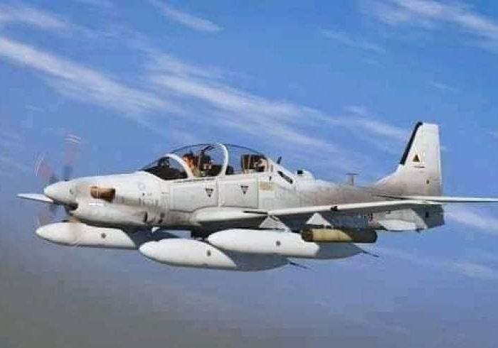 ۲۵ طالب مسلح در حمله هوایی در قندهار کشته شدند
