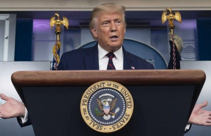 ترامپ ایران را از 'فکر انتقام سلیمانی' برحذر داشت