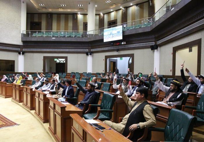 مجلس سنا فرمان رییس جمهور غنی در مورد ایجاد اداره تنظیم نفت و گاز را رد کرد