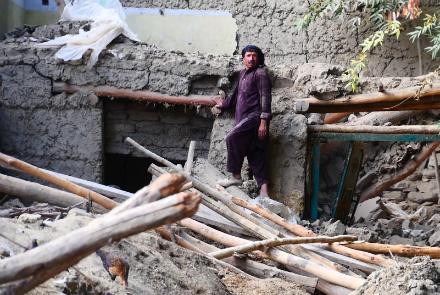 سیلابزدهگان کاپیسا: از سوی حکومت کمکی دریافت نکردهایم