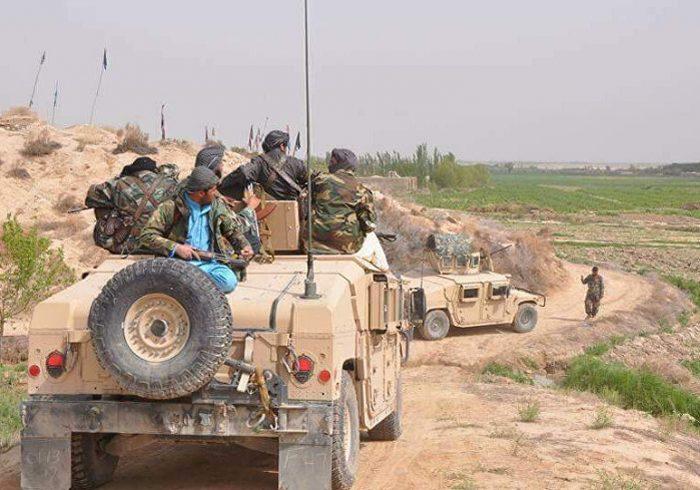 طالبان شش تن از کوماندوهای افغان را رها کردند