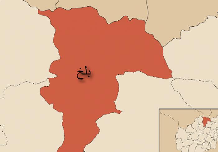 ۹ نظامی و غیرنظامی در حملات طالبان در ولایت بلخ کشته شدند