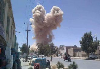 انفجار موتر بمب گذاری شده در کندهار ۱ کشته و ۳ زخمی برجای گذاشت