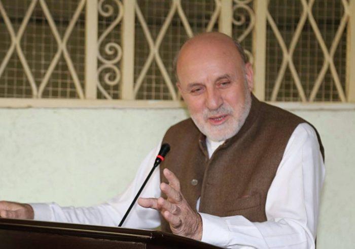 عمر داوودزی: پاکستان از روند صلح حمایت میکند