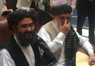 خواستار یک نظام اسلامی در افغانستان هستیم