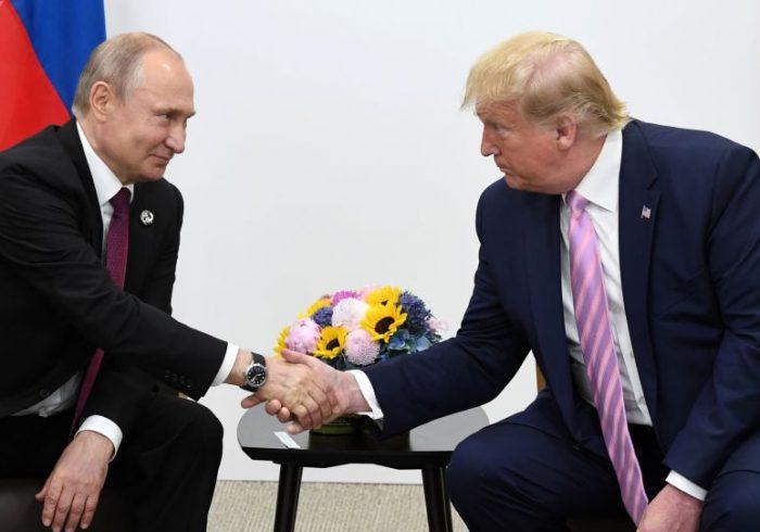 پوتین بالاتر از ترامپ در رده بندی اعتماد به رهبران جهان