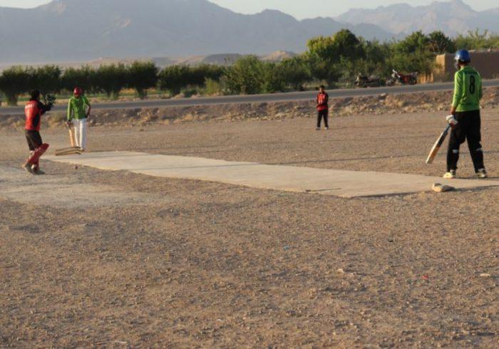 مسابقات کریکت در پچیراگام ننگرهار راه اندازی شد