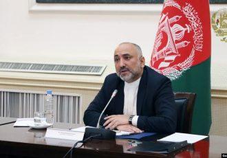 اتمر: برای دولت افغانستان نشست آغازین مذاکرات بینالافغانی بسیار مهم بود