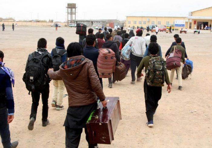 افزایش بی سابقه برگشت مهاجران افغان از ایران