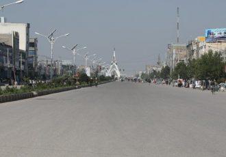یک کارمند ترافیک در مرکز شهر هرات ترور شد
