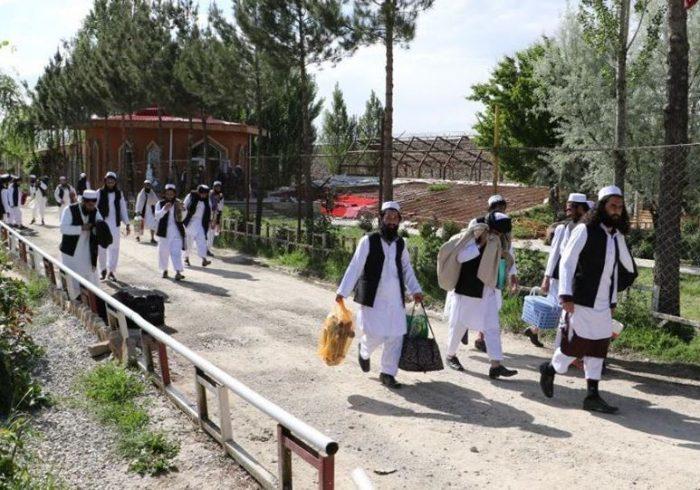 خطرناک زندانیان طالبان امروز آزاد میشوند