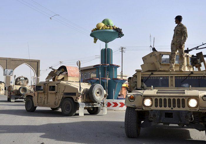 آمریکا تمام نیروهایش از افغانستان را خارج میکند