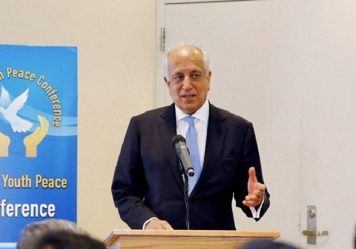 خلیلزاد پذیرفته است در مورد صلح افغانستان به کنگره وضاحت دهد