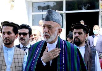 کرزی: مذاکره با طالبان فرصتی برای پایان دادن به مداخلات بیگانگان در کشور است