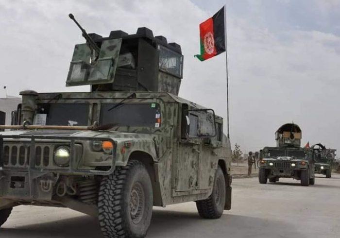 نیرو های تازه نفس برای مقاومت در برابر طالبان به غزنی رسیدند