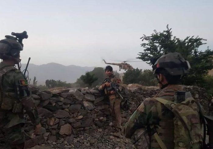 جانباختن سه سرباز پولیس در حملهی طالبان در تخار