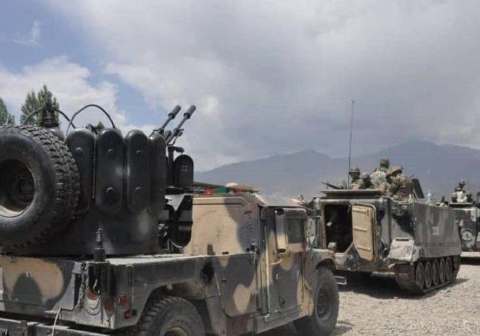 حمله به قرارگاه ارتش در کندهار؛ فرمانده قطعه سرخ و ۴۰ جنگجوی طالبان کشته شدند