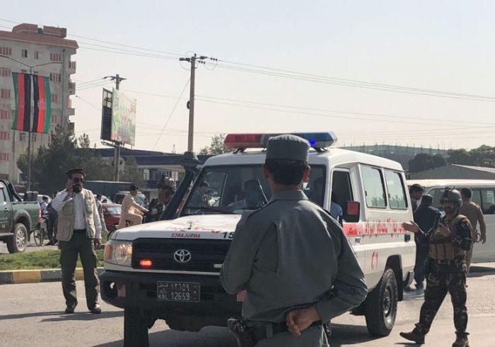 طالبان دست داشتن در حمله بر کاروان موتر های امرالله صالح را رد کردند