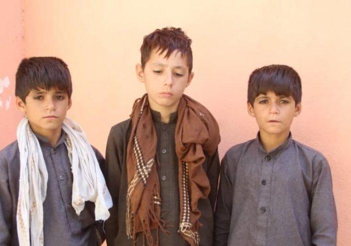 جلوگیری از قاچاق سه کودک از کندز به پاکستان