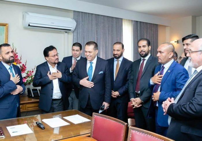 معین جدید سیاسی وزارت امور خارجه کشور معرفی شد