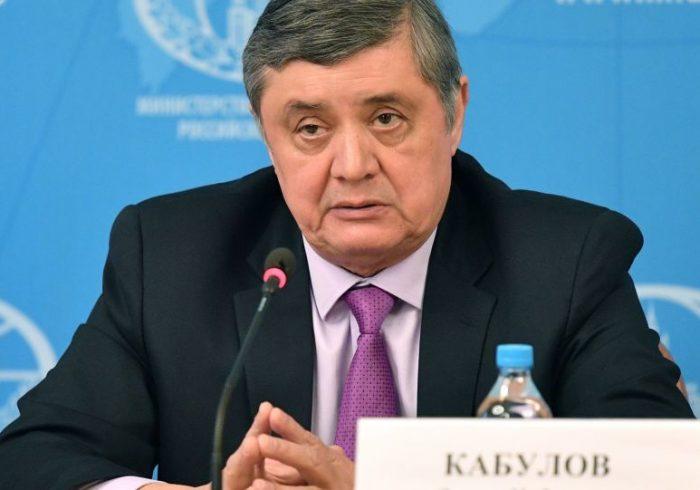 حضور نماینده ویژه روسیه در مراسم افتتاحیه مذاکرات صلح میان افغانان
