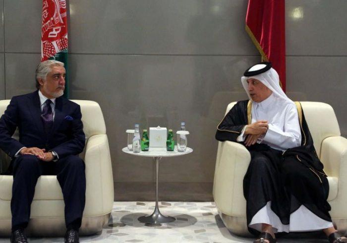 متن کامل سخنرانی عبدالله عبدالله در گشایش مراسم گفت و گوهای صلح