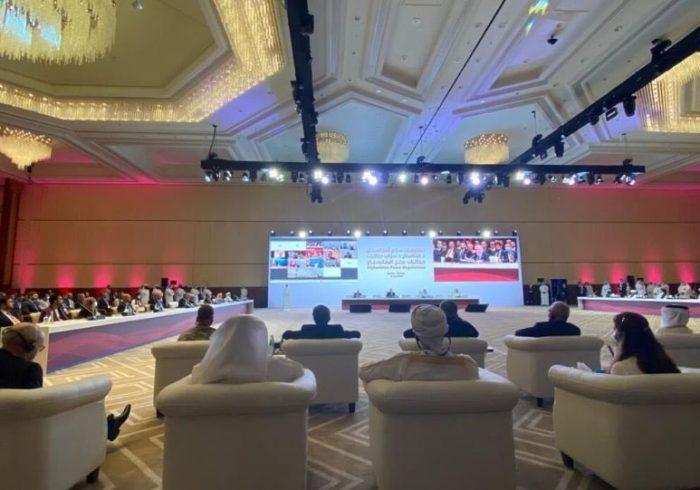 حمایت سعودی ها از مذاکرات صلح افغانستان