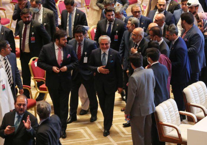 هدف دولت از حضور در گفتوگوهای صلح قطر مشخص شد