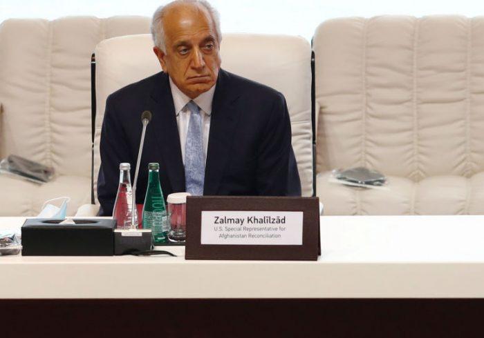 خلیلزاد: جهان از مذاکرات صلح در افغانستان بهگونه گسترده حمایت میکند