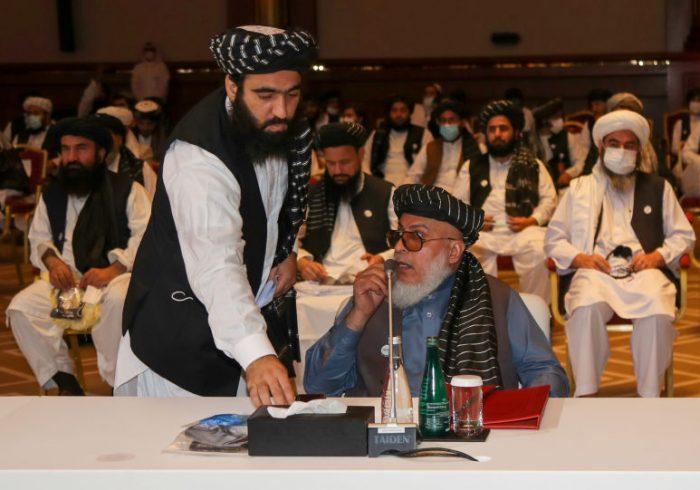 طالبان: هیچ کشور خارجی حق دخالت در روند صلح افغانستان را ندارد