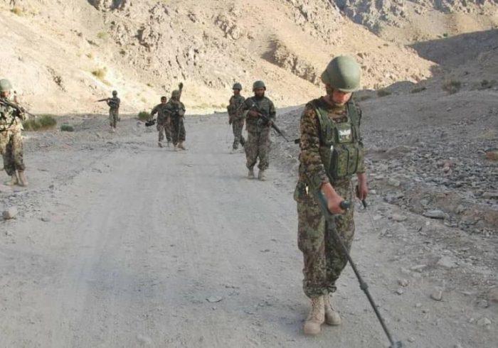 نیروهای ارتش در شش ماه گذشته بیش از چهار هزار و ۷۰۰ ماین را خنثی کردهاند