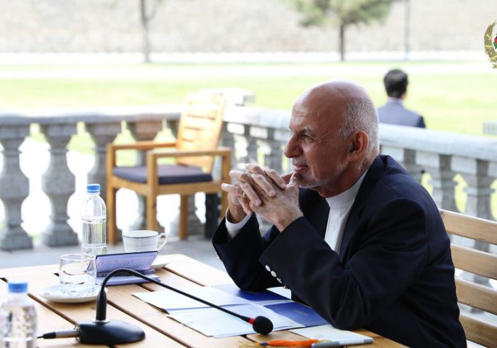 اشرفغنی: طالبان هنوز هم نیت جنگ دارند