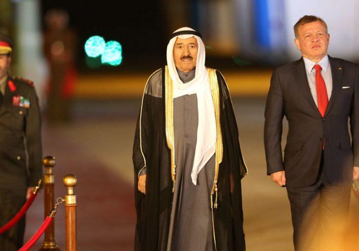 واکنشها به درگذشت امیر کویت؛ ۴۰ روز عزای عمومی در اردن