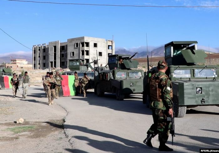 کشته و زخمی شدن ۱۰ جنگجوی طالبان در پشتون زرغون هرات