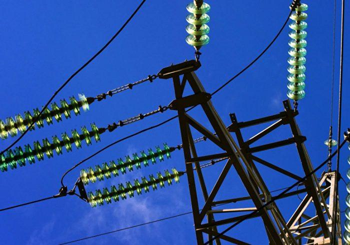 یک لین برق وارداتی ازبکستان قطع شد