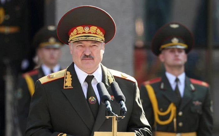 لوکاشنکو را به رسمیت نمیشناسیم