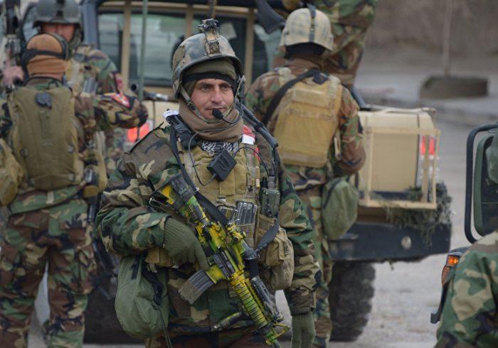 هشت سرباز ارتش در یک حمله انتحاری در میدانوردک کشته شدند