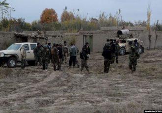 جان باختن ۹ پولیس در حمله نفوذی طالبان در کندز